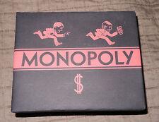 Darrow Black Box 1935 Style Reproduction Monopoly Utensils