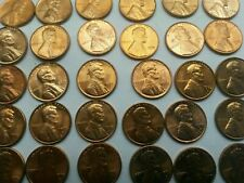 Lincoln Wheat Cents - 1909-1958 (U choose 2 coins for $1.00) + FREE SHIPPING