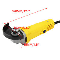 1000W Electric Angle Grinder Polishing Kit Hand Tool Grinding Power Machine 1