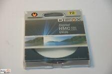 HMC UV (0) digital professional 72mm Difox Schutzfilter  Filter 72 Schutz