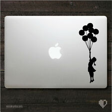 Banksy Girl With Balloons Macbook Decal / iPad Decal