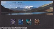 GB Presentation Pack 46 1999 WALES REGIONAL  DEFINITIVES