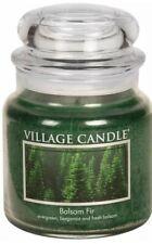 ON SALE! Holiday Candle -BALSAM FIR - Evergreen, Bergamot Double Wick, Jar 16oz