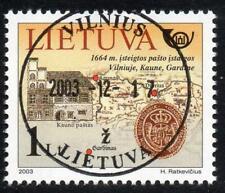 LITHUANIA USED/CTO 2003 Postal History