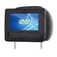 TFY Car Headrest Mount holder for Swivel &Flip Style Portable DVD Player-9 Inch