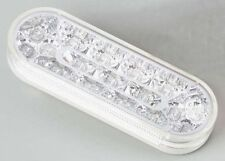 "6"" Oval, 17 Super LED Diodes-Set of 8"