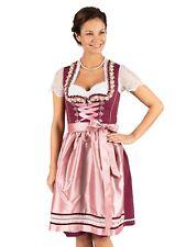 Marjo Mini Dirndl 2tlg. 55cm FORMELLA beere rosa