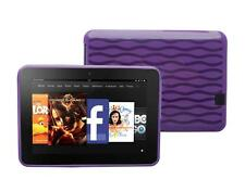 "for Amazon Kindle Fire HD 7"" 2012 Tablet TPU Gel Shell Skin Case Cover"