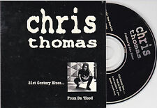 CD CARTON CARDSLEEVE COLLECTOR 4T CHRIS THOMAS 21st CENTURY BLUES..1995 RARE