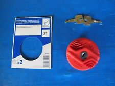 Bouchon de carburant PJ pour: Fiat: Brava et Bravo, Lancia Delta