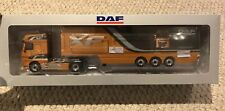 DAF WSI model XF Super Space Cab 4x2 Box Trailer - Original Box New Rare Truck
