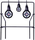 Crosman Spinning Target, Metal Spinning Logo Target