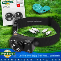 PetSafe PIF-275-19 Wireless Fence Dog Collar Receiver Black for PIF-300 RFA-67