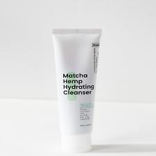 Krave beauty Matcha Hemp Hydrating Cleanser 120ml Sensitive Skin Low Irritation