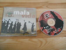 CD POP B-TRIBE-que Mala vida (1) canzone PROMO EASTWEST SC