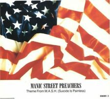 Manic Street Preachers Theme from M.A.S.H. (1992, #6583852) [Maxi-CD]