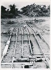 INDE - CHINE  c. 1960 -  Pipeline Calcutta - Yunnan - Div 10578