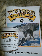 Weiser Western Lure 2 oz. Coyote Gland Lure