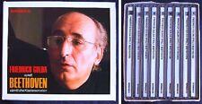 Friedrich GULDA: BEETHOVEN 32 Piano Sonatas AMADEO 9CD Klaviersonaten