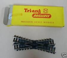 F761 TRIANG TRI-ANG TT T158 DIAMOND CROSSING CROISEMENT