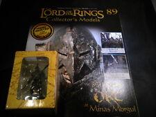 Il SIGNORE DEGLI ANELLI LE FIGURE-Issue 89 Becco-Helm Orc a Minas Morgul-EAGLEMOSS