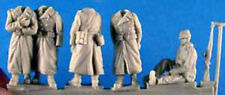 Milicast 1/76 American Wounded/Stretcher Party in Greatcoats (8 figures) FIG024