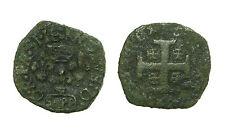 pci2501) SULMONA CARLO VIII (1495) Cavallo s.d. D/ Tre gigli sovr. da corona
