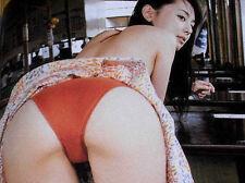 Japanese Idol Shashinshu Glamour Photobook K21 RINA AKIYAMA 2006 Takayuki Kozuka