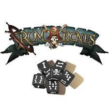 Rum & Bones: Custom Dice, New!
