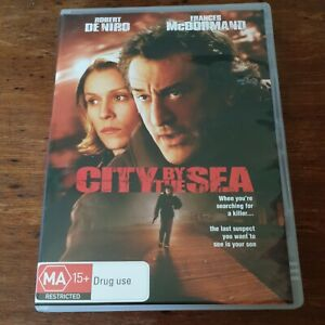 City By the Sea DVD R4 Like New! FREE POST