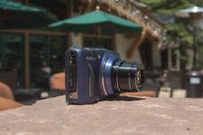 Fujifilm FinePix F Series F900EXR 16.0 MP Digital Camera - Navy Blue