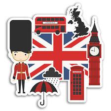 2 x 10cm Peak District England Vinyl Stickers Hiking Luggage Sticker #30191
