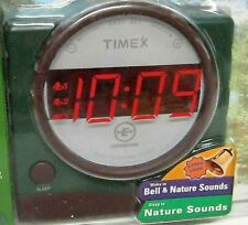 Timex expedition alarm clock Wake To Nature Sounds & Fall A Sleep Also Listing