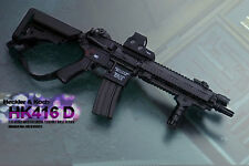 Hot Custom 1/6 Scale HK416C Rifle Set Not Only For John Wick Costume Toys