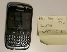 Blackberry Curve 9300 -- Works -- Listing #5