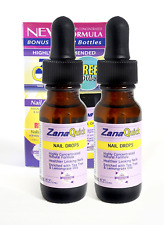 Zana Quick Antifungal Nail Drops Strong Toenail Fungus Treatment Natural Formula