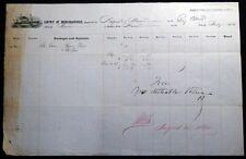 1864 CIVIL WAR ERA FROM HAVANA BRIG ALBERT PHILADELPHIA TRADE CUSTOMS HISTORY