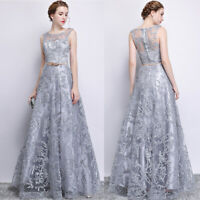 NEW Evening Formal Party Ball Gown Prom Bridesmaid Grace Host Long Dress XYY001