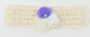 Baby Newborn Lace Headband Photoshoot Accessory