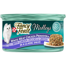 Purina Fancy Feast Medleys Primavera Collection Gourmet Wet Cat Food - (24) 3 oz