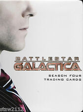 BATTLESTAR GALACTICA SEASON 4 ULTRA MASTER SET AUTOGRAPHS COSTUMES INCENTIVES+++