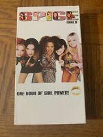 Spice Girls VHS
