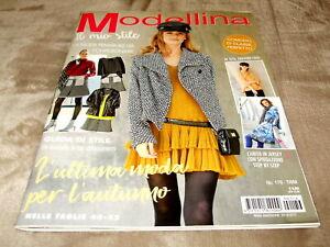 Rivista Magazine Modellina 2019 completa di cartamodelli