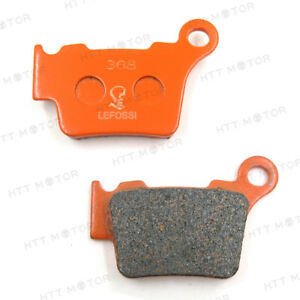 Carbon Ceramic Brake Pads for KTM 300 XC Husqvarna Husaberg BMW G 450 X-FA368