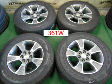 "17"" Chevrolet Chevy Colorado GMC Canyon Factory OEM Wheels Z71 4x4 Tires 361W"