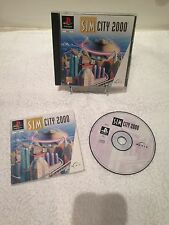 SIM City 2000 ( Ps1 )