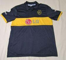 LG CABJ Club Atletico Boca Juniors Argentina Soccer Football Team Jersey Shirt
