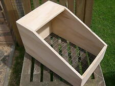 "Rabbit Nest / Nesting Box c/w Mesh bottom - 16"" x 10"""