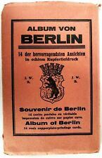 Vintage 14 Copperplate Print Postcard Berlin Album J.W.B. Serie Rembrandt No 47