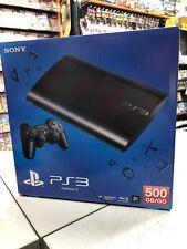 Console Sony PS3 Super Slim 500GB (CECH 4004C DATACODE 2C) USATO GARANTITO